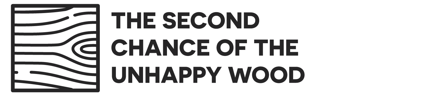 the second chance of the unhappy wood | design falburkolat újrahasznosított faanyagból
